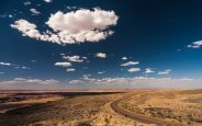 ...at the Painted Desert
