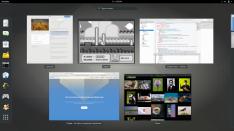 GNOME Shell 3.16