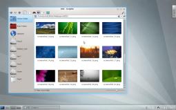 KDE 5.0 (2014)