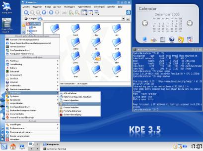 KDE 3.5 (2008)