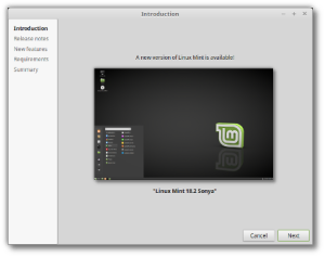 linux mint mate wallpaper changer
