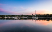 Halifax_Sunset_by_Vlad_Drobinin