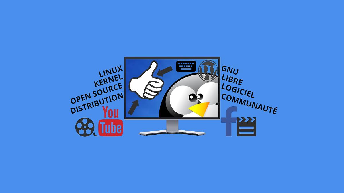 """Bienvenue sur """"Blabla Linux"""" le blog [youtube http…"""