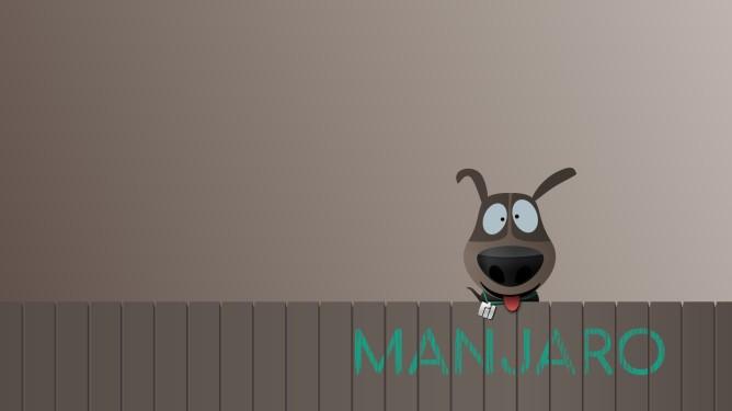 manjaro-dog