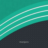 manjaro-maia-text