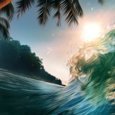 palm-wave